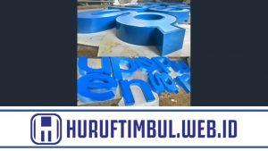 HURUF TIMBUL WEB ID - CONTOH HURUF TIMBUL GALVANIS HARGA MURAH