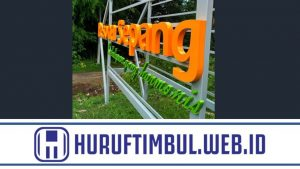 HURUF TIMBUL WEB ID - HURUF TIMBUL GALVANILE GALVANIS