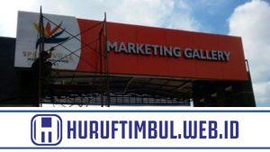 HURUF TIMBUL WEB ID - HURUF TIMBUL STAINLESS