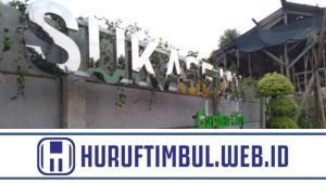 HURUF TIMBUL WEB ID - HURUF TIMBUL STAINLESS JAKARTA BOGOR DEPOK TANGERANG BEKASI