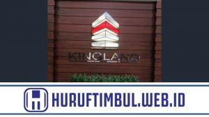 HURUF TIMBUL WEB ID - JASA PEMBUATAN HURUF TIMBUL STAINLESS STELL LOGO KANTOR PERUSAHAAN